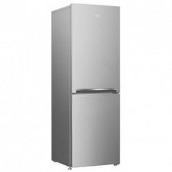 Réfrigérateur Combiné BEKO340 Litres NoFrost Silver