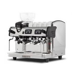 MACHINE A CAFE ASTORIAAEP/2 GRP S PERLA 220V ROUGE/INOX