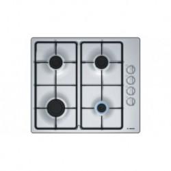 Plaque de cuisson encastrable 60cm Inox BOSCH