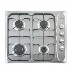 Plaque de cuisson 4 feux inox Orient