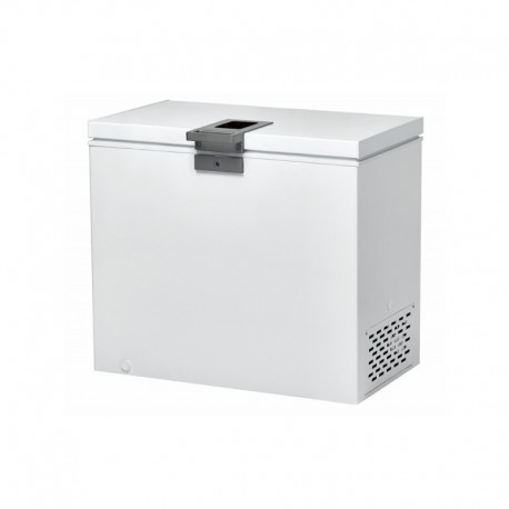 Congélateur Horizontal HOOVER 197Litres -Blanc