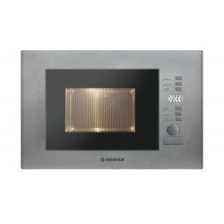 MICRO-ONDES ENCASTRABLE HOOVER SILVER