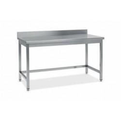 Table de Travail Inox 1M90